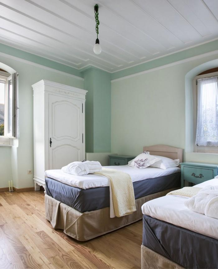 twin room villa rosa kefalonia